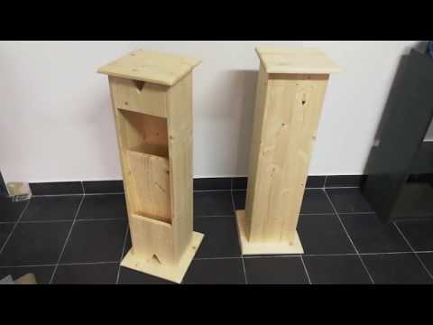 Active Monitor Stands - DIY - Hedd, Adam, KRK, Yamaha, Genelec, Focal