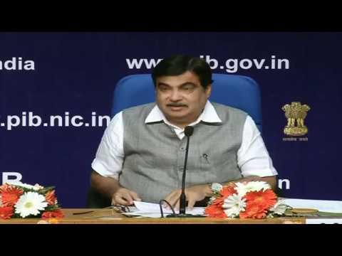 Curtain raiser event for India Integrated Transport & Logistics Summit launch by Shri Nitin Gadkari