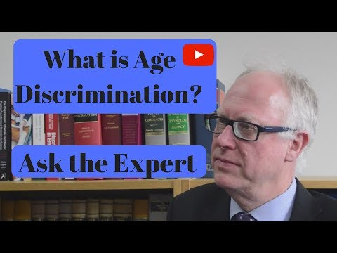 What is Age Discrimination? Ask the Expert