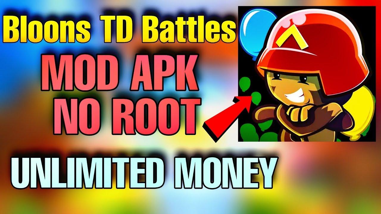 🥇 💣6 2 4💣 Boolns TD Battle Mod Apk || Unlimited Money