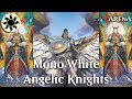 MTG Arena | Mono White Knights & Angels DeckTech & Gameplay [Discord!]