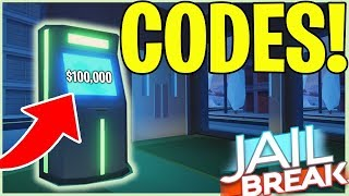 ALL JAILBREAK CODES *NEW* 🚨 ROBLOX (ALL CODES)