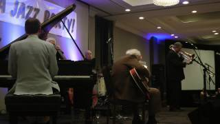 """INDIAN SUMMER"": BOB HAVENS at the ATLANTA JAZZ PARTY (April 26, 2014)"