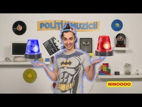 Politia Muzicii: PUYA - Political Correct, LINO GOLDEN - Sus ca Jordan