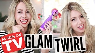 TESTING As Seen on TV Products | Glam Twirl