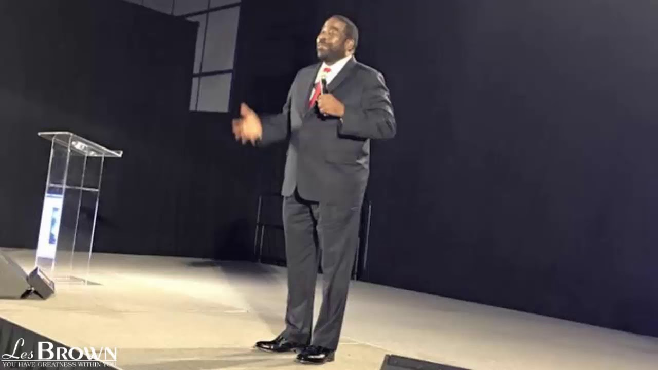 THE NEXT GREATEST VERSION OF YOU - Les Brown Live On January 13, 2020 - Monday Motivation Call