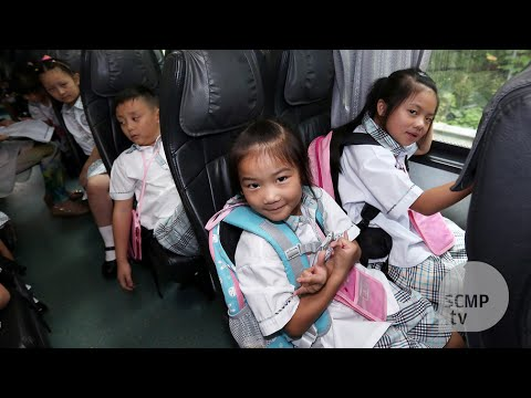 How 2 young students travel over 2 hours from Shenzhen to Hong Kong every day for school