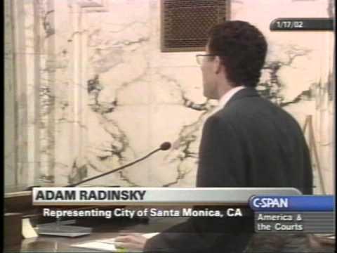 Bank of America v. Santa Monica Oral Arguments