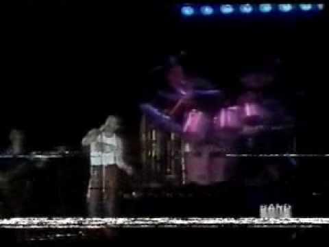 Exibição do show do Queen pela BAND 1981