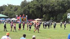 Browns vs Eagles (Myrtle Grove - Pensacola) pt 1