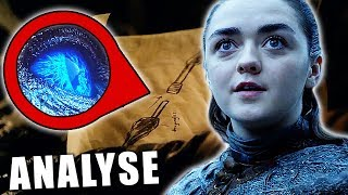 Arya's GEHEIME WAFFE ERKLÄRT! [ANALYSE & EASTEREGGS]  GAME OF THRONES S8E1