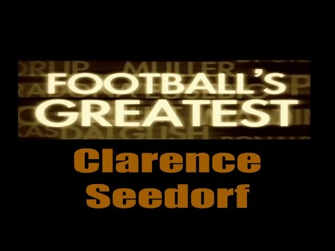 Football's greatest - Clarence Seedorf