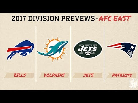 AFC East 2017 Division Preview | Move the Sticks | NFL