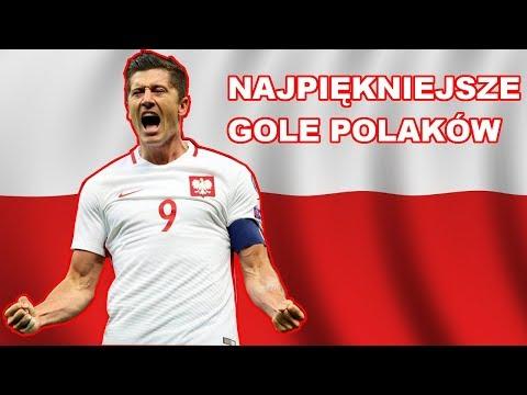 Najpiękniejsze gole Polaków