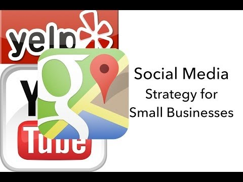 Social Media Strategy for Small Businesses