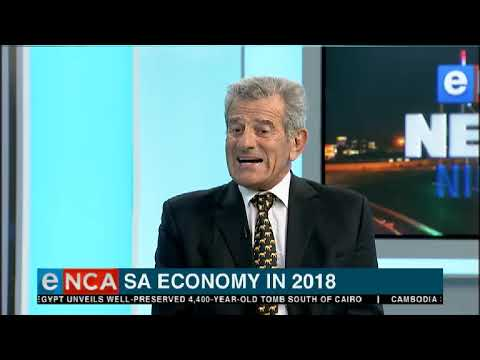 It's been a tumultuous year for SA's economy