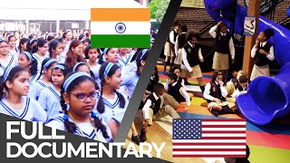 The Largest School in India and Funniest School in USA | Planet School | S01 E02 | Free Documentary