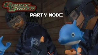 GHOST SQUAD    Party Mode