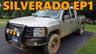 2007 Chevy Silverado 4x4 Backstory and Adventures (Ep.1)