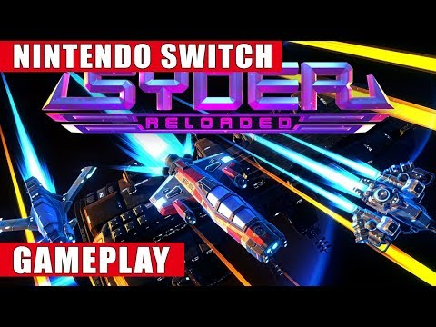 Syder Reloaded Nintendo Switch Gameplay
