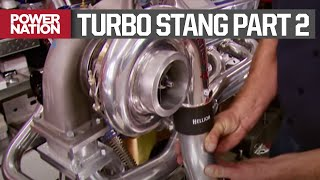 Putting the Turbo in Turbo Stang: Enough Boost To Produce 900+ HP - Horsepower S12, E19