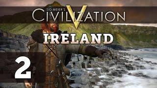Civilization 5: Deity Ireland Let