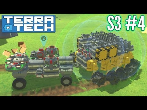 Terratech | Ep4 S3 | Trailer Troubles! | Terratech v0.7.7 Gameplay