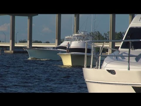 Million-dollar jets, yachts flee Hurricane Matthew to SWFL