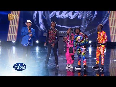 Showstopper: Mapara A Jazz – 'John Vuli Gate' – Idols SA | S16 | Live Shows | Mzansi Magic