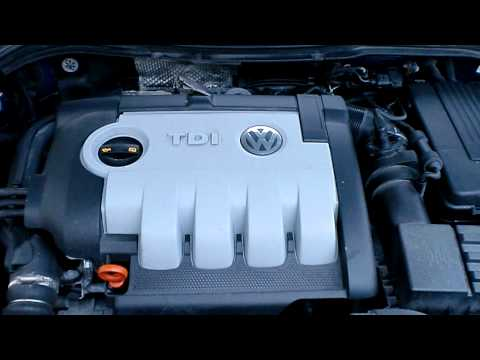 Volkswagen Passat B6 2.0TDI PD 140PS engine start ??? BKP or