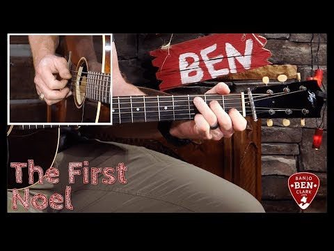 the-first-noel–-fingerstyle-guitar-lesson!