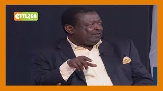 Mudavadi absolves himself from scathing scandals during his time in gov't   TOWNHALL  