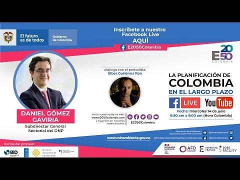 La Planificación de Colombia en el Largo Plazo
