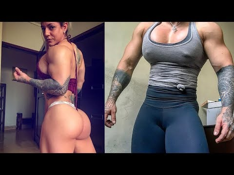 Amazing Bodybuilding Woman - Hulda Lopez