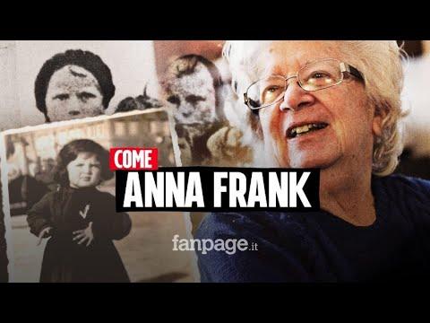 Giorno della memoria, Kitty Braun era nel lager di Anna Frank: 'Sopravvissuta per testimoniare'