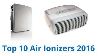 10 Best Air Ionizers 2016