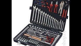 набор инструментов STAB TK01315Z (180 предметов) - обзор