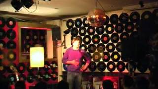 Moritz Keller beim 1. Stuttgarter Comedy Clash