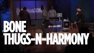 "Bone Thugs‐n‐Harmony ""Crossroads"" // SiriusXM // Backspin"