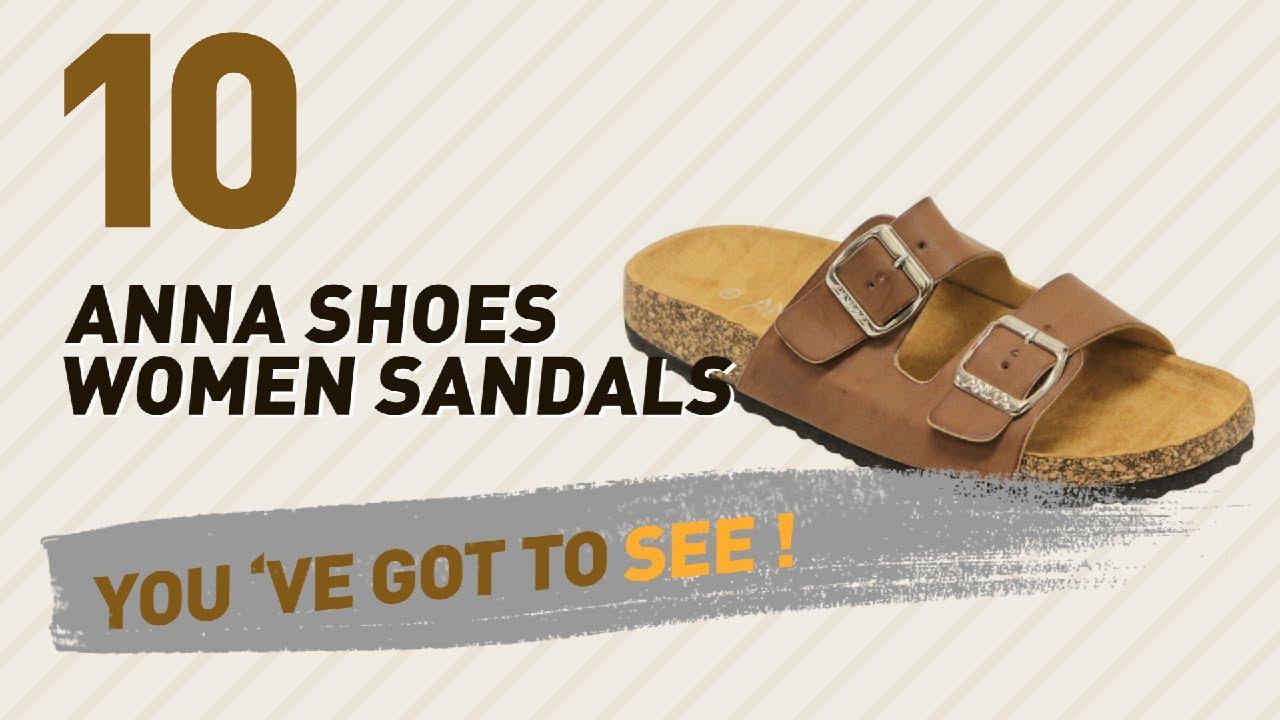 b27bbcc2e1d Anna Shoes Women Sandals    New   Popular 2017 - YouTube