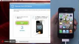 [iPhone Data Recovery] How to Recover Lost Voice Memos Directly from iPhone 4 on Mac?