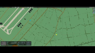 DCS Normandy 1944: Line of Sight test