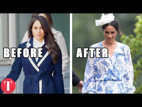 Meghan Markle's Style Since The Royal Wedding: Is She Stuck In A Fashion Rut?