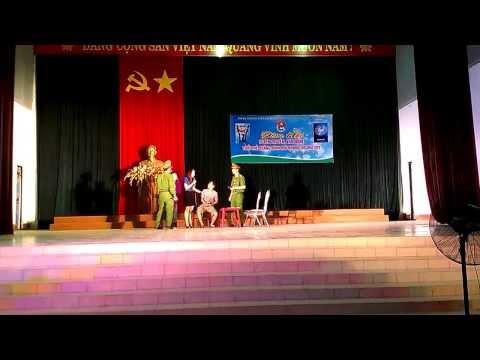Tiểu phẩm tuyên truyền phòng chống ma  túy Quảng Trạch