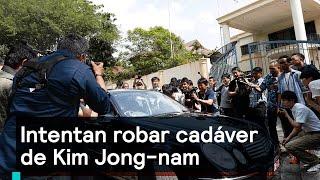 Intentan robar el cadáver del hermano del líder de Norcorea - Despierta con Loret