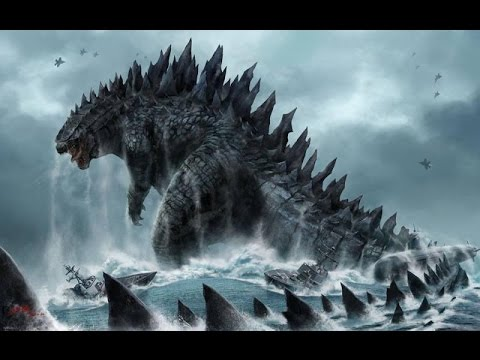 Godzilla Kaiju From Weakest to Strongest - YouTube