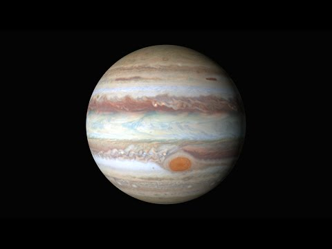 NASA | Jupiter in 4k Ultra HD
