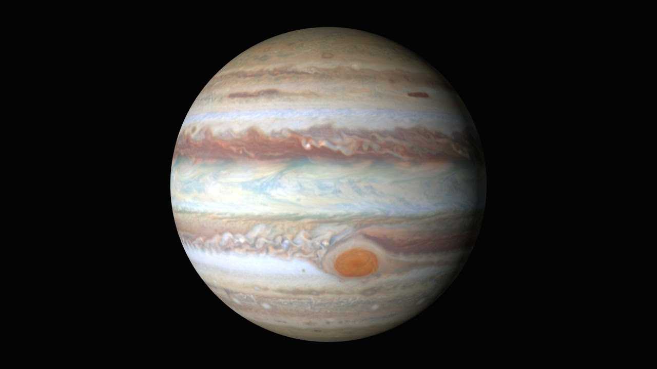 nasa jupiter in 4k ultra hd youtube
