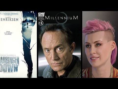 Harbinger Down, Interview: Lance Henriksen & Cult Classics.