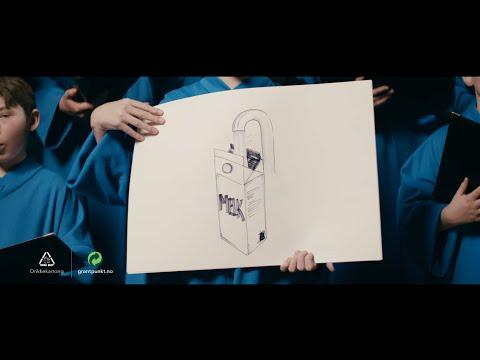 Youtube preview av filmen Alle kartonger skal skylles og leveres i innsamlingsordningen